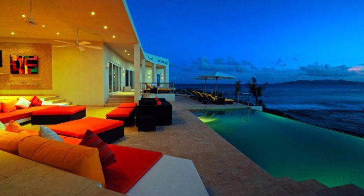 Sogno i caraibi portale vacanze a cuba colombia costa for Ville da sogno interni